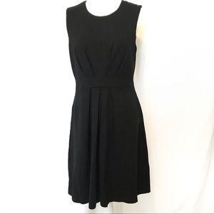 Trina Turk ponte fit & flare sleeveless dress